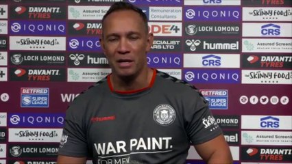 Lam Press Conference   Proudest moments as Wigan Warriors coach