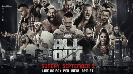 AEW All Out 2021 Media Call With Tony Khan