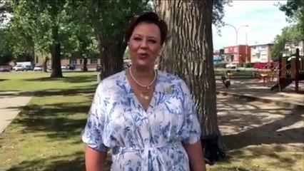 Alexandra Mendès, députée sortante dans Brossard-Saint-Lambert