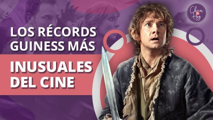 7 películas que han roto los récords Guinness más inusuales del cine   7 films that have broken the most unusual Guinness records in cinema
