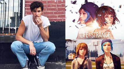 Singer Shawn Mendes Executive Produces Life Is Strange Series