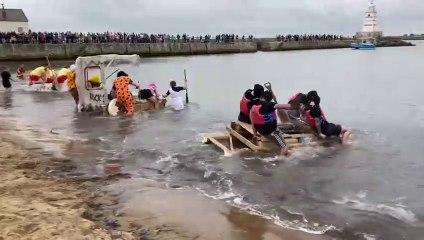 Hartlepool Carnival Raft Race 2021