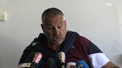 """Biarritz – UBB : """"On a pris une leçon de couilles et de rugby"""" lâche Urios"""