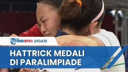 Leani Ratri Cetak Hattrick Medali di Ajang Paralimpiade Tokyo 2020, 2 Emas dan 1 Perak