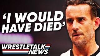 CM Punk SHOOTS On Leaving WWE! Braun Strowman To Impact? | WrestleTalk News