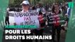 """""""N'abandonnons pas le peuple afghan!"""": des centaines de personnes manifestent à Paris"""