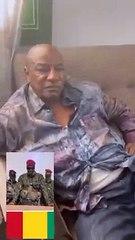 Guinee - Arrestation de Alpha Conde
