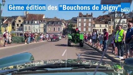 Les bouchons de Joigny 2021 : embarquez dans une SIMCA Chambord !