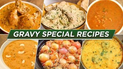 Gravy Special Recipes   Indian Best Curry Recipes   Dahi Chicken   Kaju Curry   Gravy Kala Chana