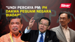 Undi percaya PM: PH dakwa Peguam Negara biadap