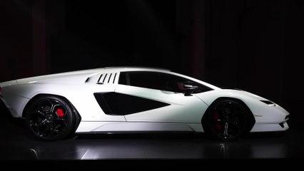 Lamborghini@Milano Design Week 2021