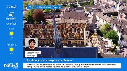06/09/2021 - La matinale de France Bleu Bourgogne