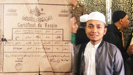 Pulak dah… PU Amin kena cop 'penunggang vaksin' sebab kongsi ilmu sejarah kerajaan Islam Uthmaniah