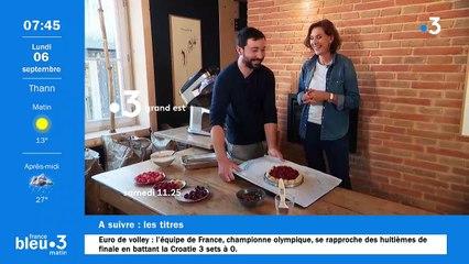 06/09/2021 - La matinale de France Bleu Alsace