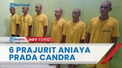 Tampang 6 Oknum Prajurit yang Diduga Aniaya Prada Candra hingga Tewas, Kini Telah Ditahan TNI AD