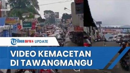 Seusai Puncak Bogor yang Jadi Sorotan, Kini Tawangmangu Kabarnya Viral karena Macet saat Akhir Pekan