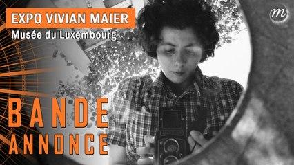 Vivian Maier : la bande annonce de l'exposition