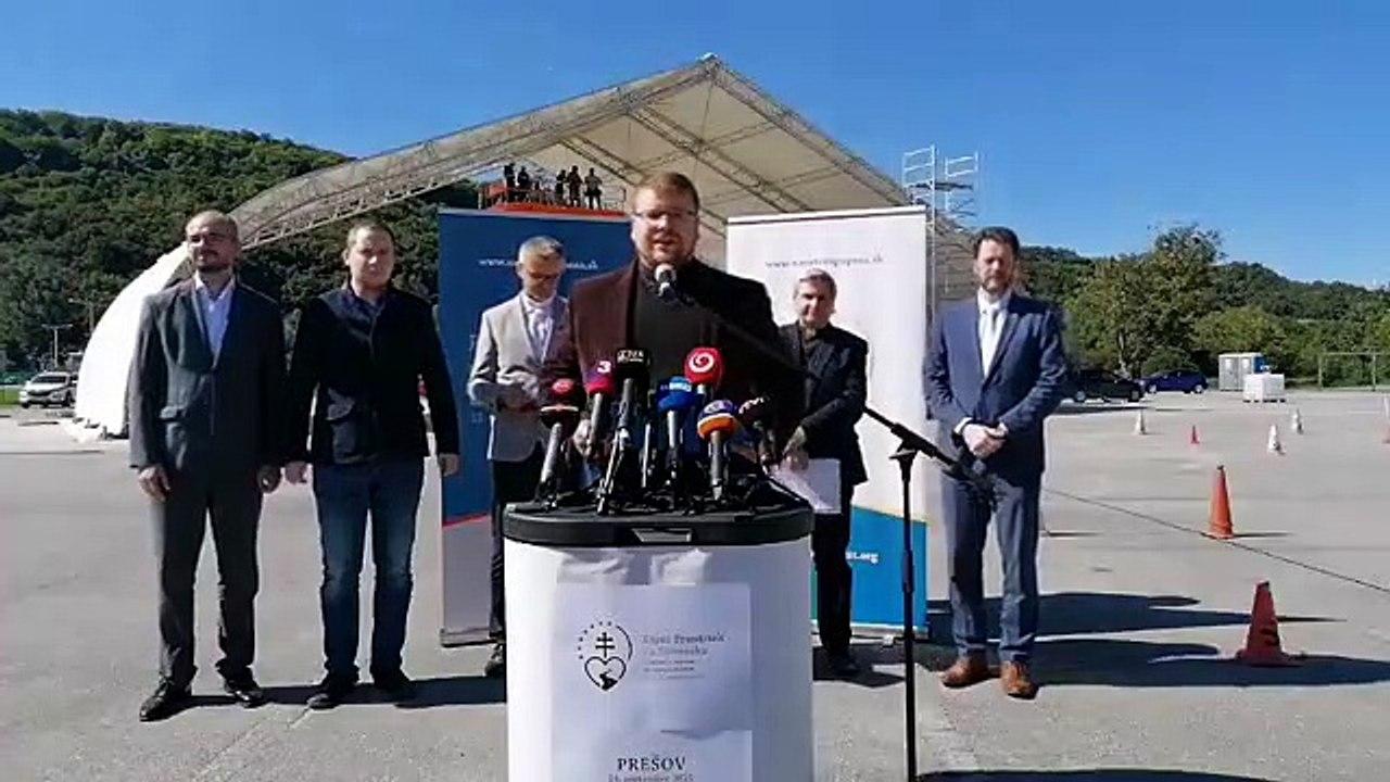 ZÁZNAM: TK Gréckokatolíckeho arcibiskupstva Prešov