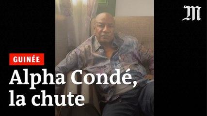 En Guinée, Alpha Condé renversé par des militaires