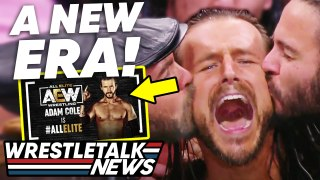 Adam Cole & Daniel Bryan To AEW CONFIRMED! CM Punk RETURN! AEW All Out 2021 Review | WrestleTalk