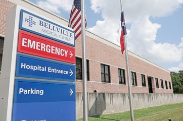 Ländliche Kliniken in Texas mit Covid-Patienten überfordert
