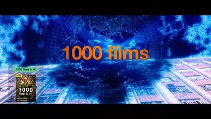 Promo 1000 films à 1 euro - Vidéo à la Demande