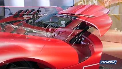 Mercedes AMG One : la voiture alpha - En direct du Salon de Munich 2021