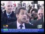 Sarkozy - Casse toi pauvre con (sur une chanson dance/house)