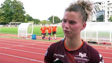 D2 Féminine : Metz - La Roche-sur-Yon, le résumé vidéo
