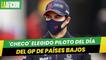 Checo Pérez, elegido piloto del día del Gran Premio de Países Bajos
