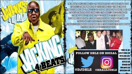 Jadakiss & DJ Delz Jacking For Beats Mixtape