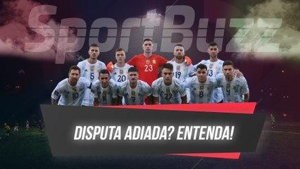 BRASIL E ARGENTINA: CBF E AFA QUEBRAM SILÊNCIO APÓS ANVISA INTERROMPER PARTIDA ELIMINATÓRIA DA COPA DO MUNDO DE 2022!