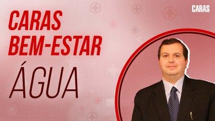 EXISTE UM LIMITE DE ÁGUA PARA SER INGERIDO POR DIA? O DR. EDMO ATIQUE GABRIEL RESPONDE! | CARAS BEM-ESTAR (2021)