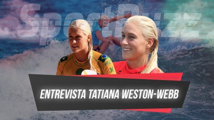 TATIANA WESTON-WEBB ABRE O JOGO SOBRE MOMENTOS ESPECIAIS DA CARREIRA