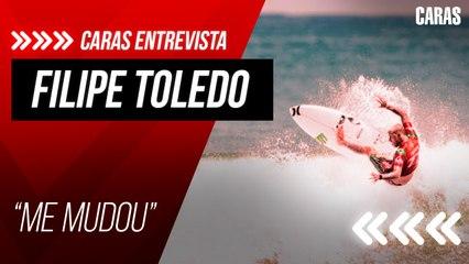 FILIPE TOLEDO DESTACA IMPORTÂNCIA DA FAMÍLIA E FALA DA ETAPA DECISIVA DO MUNDIAL DE SURFE