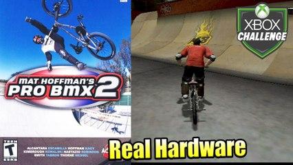 Mat Hoffman's Pro BMX 2 — Xbox OG Gameplay HD — Real Hardware {Component}