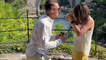 'Man Surprises GF with Wedding Proposal in her Hometown of Mostar *Beautiful Moment*  '