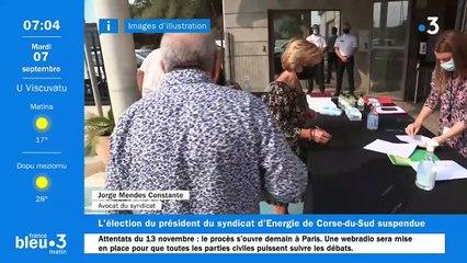 07/09/2021 - Le 6/9 de France Bleu RCFM en vidéo