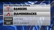 Rangers @ Diamondbacks Game Preview for SEP 07 -  9:40 PM ET