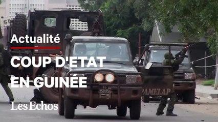 Coup d'Etat en Guinée : les putschistes cherchent à rassurer