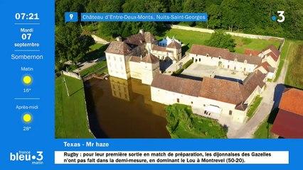 07/09/2021 - Le 6/9 de France Bleu Bourgogne en vidéo