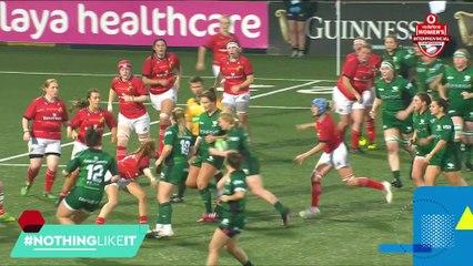 Vodafone Women's Interpros: Munster v Connacht