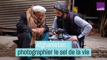 Morteza Herati , photographier le sel de la vie en Afghanistan