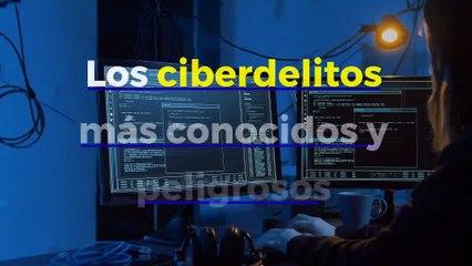 Los ciberdelitos más conocidos y peligrosos