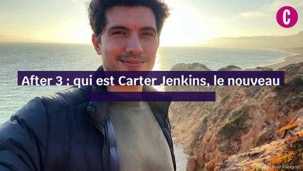 Carter Jenkins, le nouveau beau-gosse d'After 3
