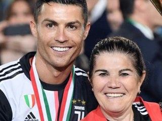 Deshalb erteilte Cristiano Ronaldo seiner Mutter Stadionverbot