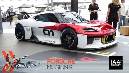 Porsche Mission R (2021)