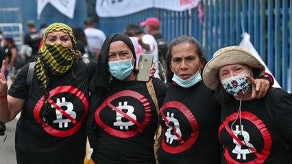 Bitcoin wird gesetzliches Zahlungsmittel in El Salvador