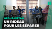 À Kaboul, les étudiants filles et garçons désormais séparés par un rideau