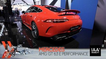 Mercedes AMG GT 63 S E Performance (2021)